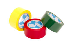 Colorful tape Stock Photo