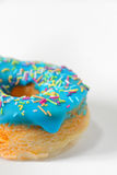 Colorful and tasty donut Stock Photo