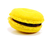 Colorful tasty macaroons Stock Images