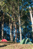 Colorful tent Royalty Free Stock Photos