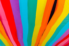 Colorful textile, colors vivid strip line colorful background. royalty free stock photos
