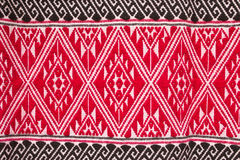 Colorful textile pattern Royalty Free Stock Photo