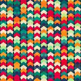 Colorful textile seamless pattern Royalty Free Stock Photo