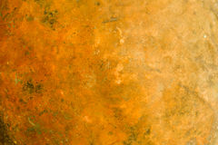 Colorful texture of copper. Royalty Free Stock Photos