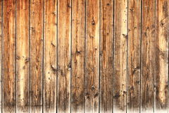 Colorful texture of spruce planks surface Royalty Free Stock Photo