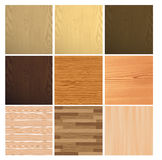 Colorful Texture of Wood Royalty Free Stock Photo