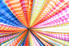 Colorful Thai cotton Stock Images