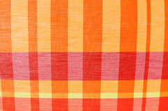 Colorful Thai cotton Stock Photography