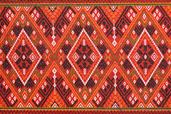 Colorful thai silk handcraft peruvian style rug surface close up More this motif & more textiles peruvian stripe beautiful backgro. Und tapestry persian nomad Stock Photos