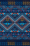 Colorful thai silk handcraft peruvian style rug surface close up More this motif & more textiles peruvian stripe beautiful backgro. Und tapestry persian nomad Stock Image