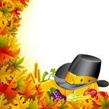 Colorful Thanksgiving Royalty Free Stock Images