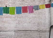 Colorful things dried Stock Photography