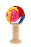 Colorful thread Stock Photos