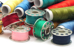 Colorful thread Royalty Free Stock Photo