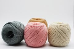 Colorful thread. Royalty Free Stock Photography