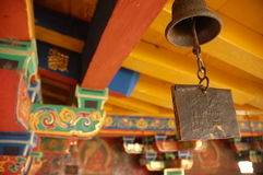 Colorful Tibet Royalty Free Stock Images