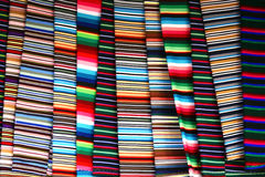 Colorful Tibetan cloth Stock Images