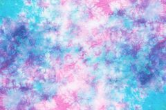 Free Colorful Tie Dye Pattern Abstract Background Stock Images - 135498884