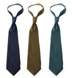Colorful ties Stock Photos