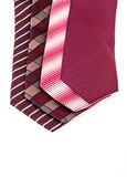 Colorful ties Royalty Free Stock Images