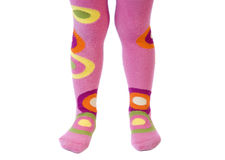 Colorful tights Royalty Free Stock Photography