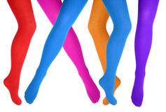Colorful tights Royalty Free Stock Images