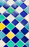 Colorful  tile Royalty Free Stock Images