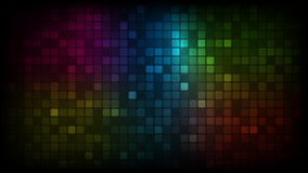 Colorful tile background. Colorful tile abstract background width lights Vector Illustration