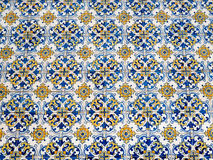 Colorful Tile pattern Stock Photos