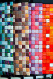 Colorful tile samples Royalty Free Stock Photography