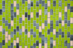 Colorful tiles Stock Photos