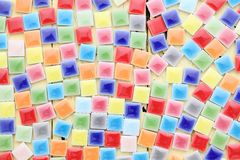 Colorful tiles Royalty Free Stock Photo