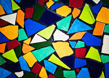 Colorful tiles Stock Photography