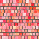 Colorful tiles pattern Royalty Free Stock Photography
