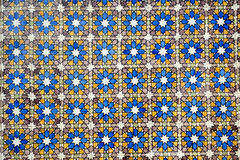 Colorful tiles Stock Photo