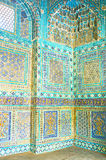 The colorful tiles Stock Photography