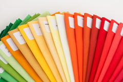 Colorful tissues Royalty Free Stock Photos