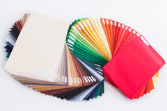 Colorful tissues Royalty Free Stock Photo