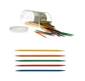 Colorful Toothpicks Royalty Free Stock Photo