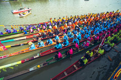 Colorful Total Longtailboat Stock Photos