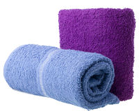 Colorful towels Stock Photography