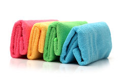 Colorful towels Royalty Free Stock Images