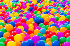Colorful toy ball Royalty Free Stock Photography