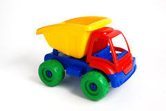 Colorful Toy Truck Stock Image