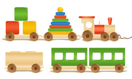 Colorful toys Stock Photography