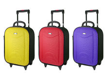 Colorful Travel luggage Royalty Free Stock Photo