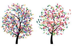 Colorful Tree Stock Images