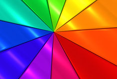 Colorful triangle background Royalty Free Stock Photo