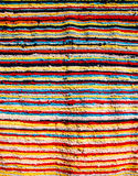 Colorful tribe  fabric Stock Photos
