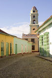 Colorful Trinidad, Cuba Stock Photos